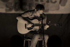 Shaun Cromwell by Matt Kntoh