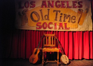 Los Angeles Old-Time Social Kick Off