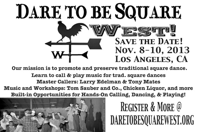 Dare To Be Square West!